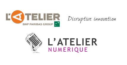 L'atelier Numérique - BFM Business - Marion Moreau - Startup de la semaine - Samedi 01 Décembre 2012