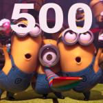 Celebrate our 500th active cofounder on IdeasVoice Showcase