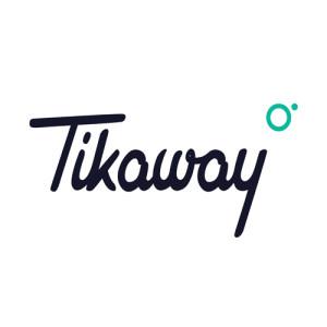 Logo lunettes connectées Tikaway