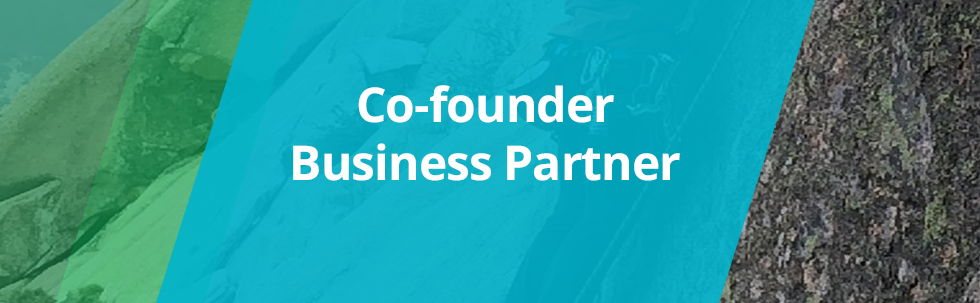 Help for cofounder, business partner