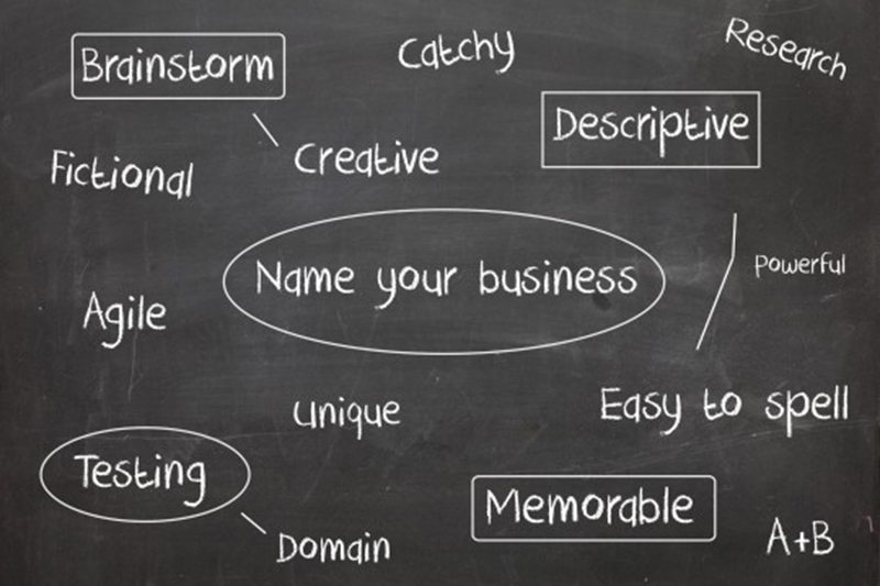How to Find the Perfect Business Name
